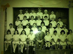 Jeremy is on the far left, 2nd row from the top