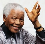 Nelson Mandela 'Man of Honour'